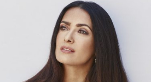 Actress and Activist Salma Hayek Pinault Joins WorkHuman 2018 as Keynote Speaker