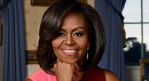Former First Lady Michelle Obama Will Join Globoforce's WorkHuman 2017 Conference