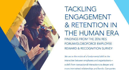 [Report] 3 New Global HR Trends from Globoforce & RES Forum