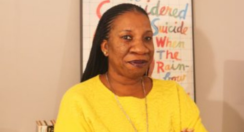 #MeToo Pioneer Tarana Burke Joins Historic Panel on Equality and Harassment at WorkHuman 2018