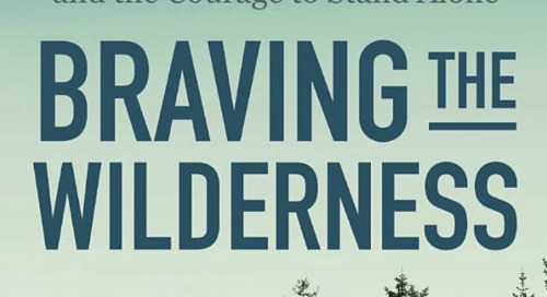 True Belonging: 4 Lessons from Brené Brown's 'Braving the Wilderness'