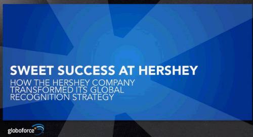 Sweet Success at Hershey