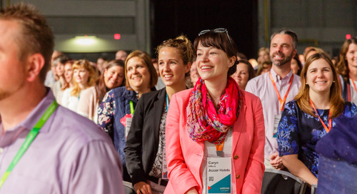 There's No Going Back: WorkHuman and #MeToo