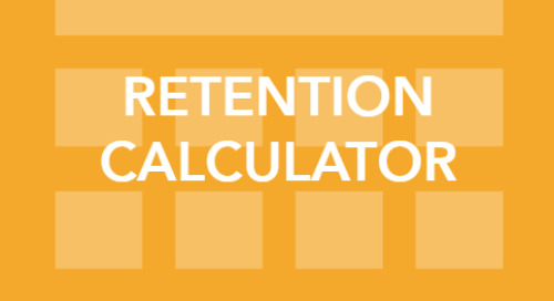 Calculate How Much You Save by Reducing Turnover Costs