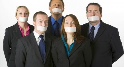 The Dangers of Employee Silence