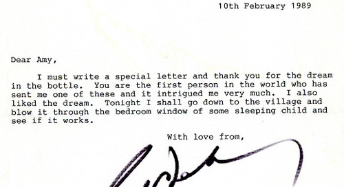 6 Famous Thank You Letters: How to Say Thanks and Be Heard