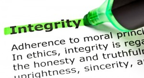 What do your corporate values really mean?