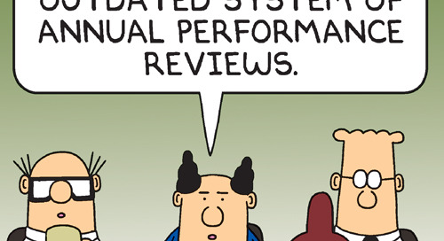 Don't Be a Pointy Haired Boss: Dilbert's Lesson on Meaningful Rewards