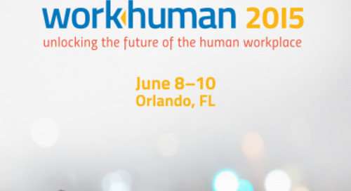 Some of The Humans Behind WorkHuman 2015