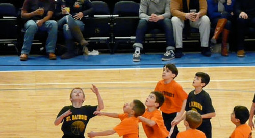 Team Culture and Positivity: What We Can Learn from Kids' Basketball