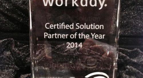 Thanks, Workday, for the Recognition… and the Reminder