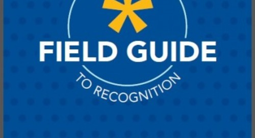 The Manager's Field Guide to Recognition