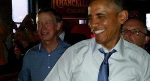 What Globoforce Learned When We Met the President
