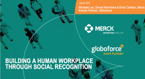 You're Invited: How to Build a Human Workplace Through Recognition