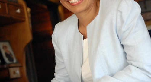Bonnie St. John on Micro-Resilience