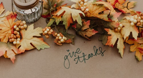 Happy Thanksgiving: 10 Quotes About Gratitude from WorkHuman 2019 Speakers