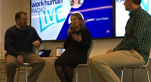 5 Lessons on Fixing Work from HR Experts Laurie Ruettimann and Jason Lauritsen