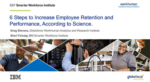 6 Steps to Increase Employee Retention  and Performance