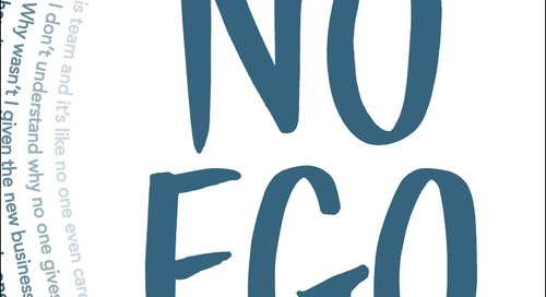 "Workhuman Book Club: ""No Ego"" by Cy Wakeman"