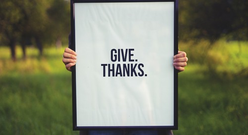 Is Gratitude the Most Underrated Engagement Tool?