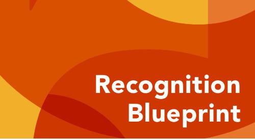 Recognition Blueprint