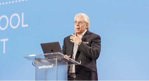 Gary Hamel's Key Messages from Workhuman Live 2019