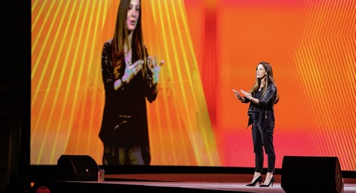 When leaders are rock stars: lessons from business mogul Kat Cole