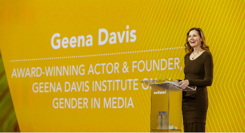 Geena Davis: Changing our future by changing what we see