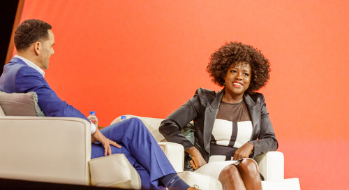 Viola Davis: 'Heroes are everyday people. They just stay 5 minutes longer.'