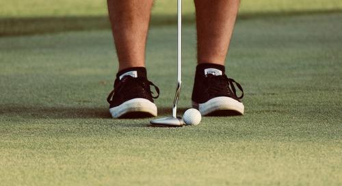 Give feedback like a golf instructor