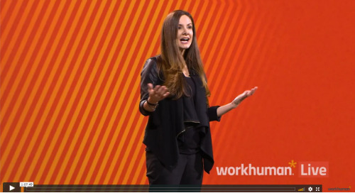 Workhuman 2019 Keynote: Kat Cole, COO and President of Focus Brands