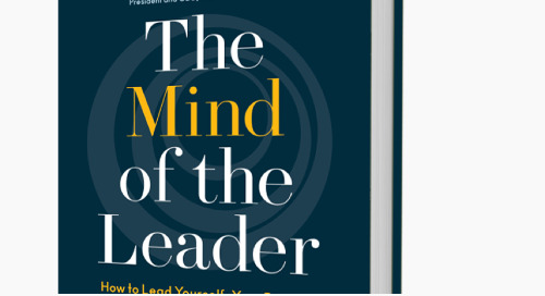 """Workhuman Book Club: """"The Mind of the Leader"""""""
