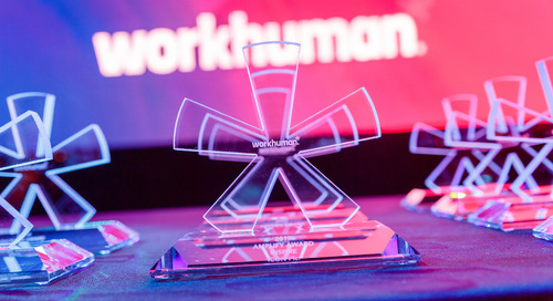 Shaping the Future of Work: Workhuman® Live Customer Awards