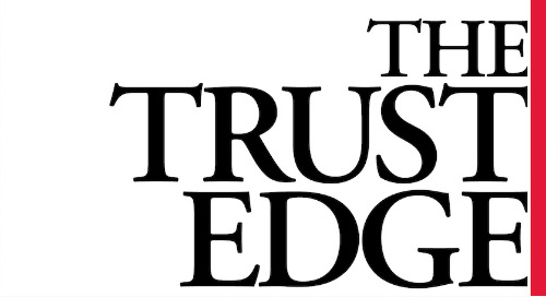 "Workhuman Book Club: ""The Trust Edge"" by David Horsager"