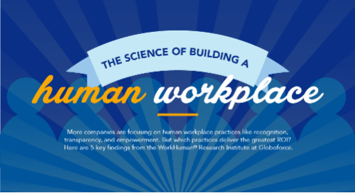 [Infographic] The Science of a Human Workplace