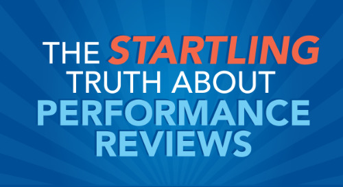 Infographic: The Startling Truth About Performance Reviews