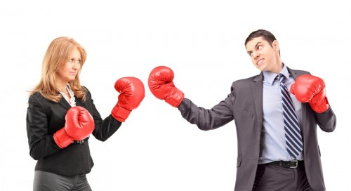The Pros and Cons of a Workplace Smackdown