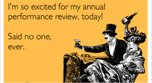Reviewing the Performance Review