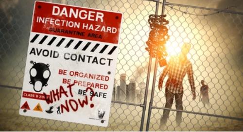 5 Ways to Avoid a Workplace Zombie Apocalypse
