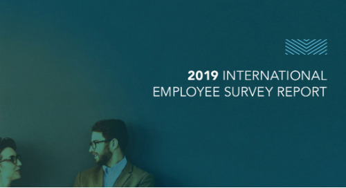 "New Workhuman survey report: ""The Future of Work is Human"""
