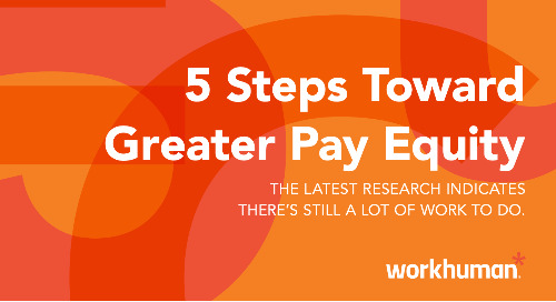 Checklist: 5 Steps Toward Greater Pay Equity