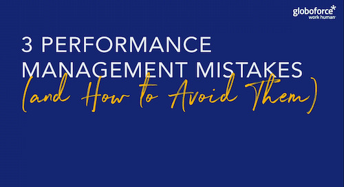 Performance Management Pitfalls