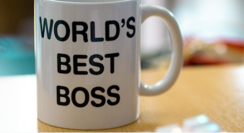 Let's change Boss's Day to Leader's Day.