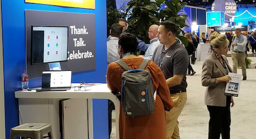 Workhuman checks in at Workday Rising.