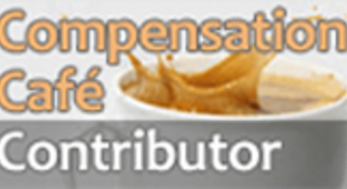 Compensation Cafe: An Active Approach to Core Values