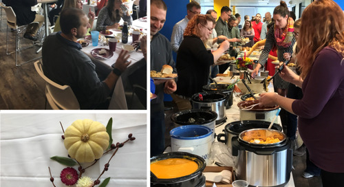 Make Thanksgiving Every Day of the Year!