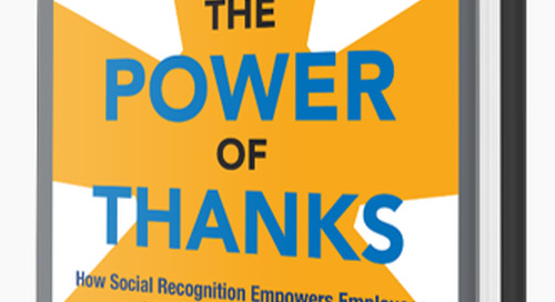 The Power of Thanks * Read All about It in Our Latest Book