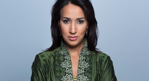 #Women2Drive Co-Founder Manal al-Sharif Joins Trailblazer Panel at Workhuman Live 2020