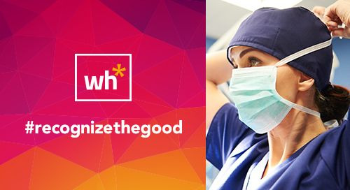 #recognizethegood Stories for a Dose of Positivity