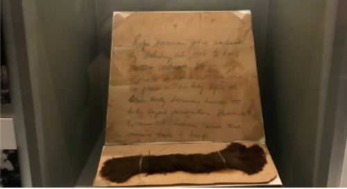 The Rope: Interview at the National Museum of African American History and Culture